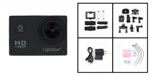 Lightdow 1080P LD4000 HD Sports Action Camera