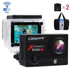 CAMPARK ACT74 16MP 4K Action Camera