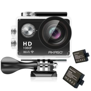 AKASO 1080P HD Action Camera