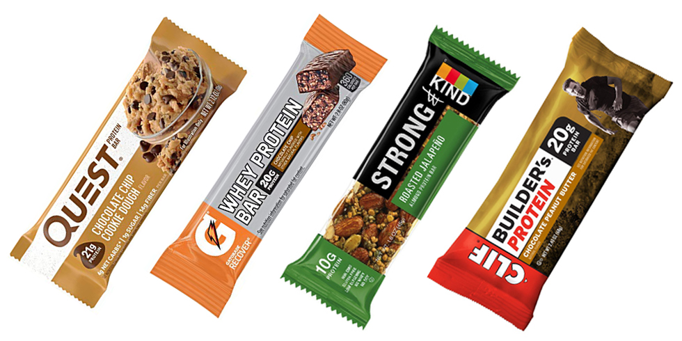 Top 10 Best Cheap Protein Bars Review Buyer S Guide